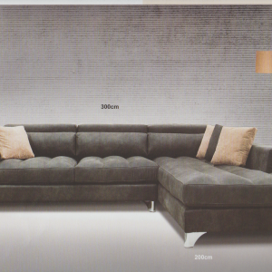 Γωνιακός καναπές 6005
