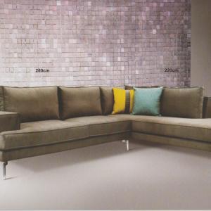 Γωνιακός καναπές 6007