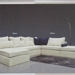 Γωνιακός καναπές 6008