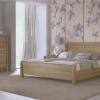 Διπλό κρεβάτι μοκα Νο 16Α