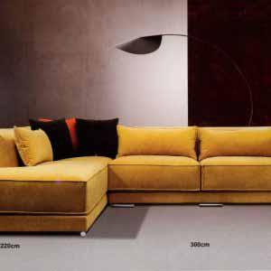 Γωνιακός καναπές 6001