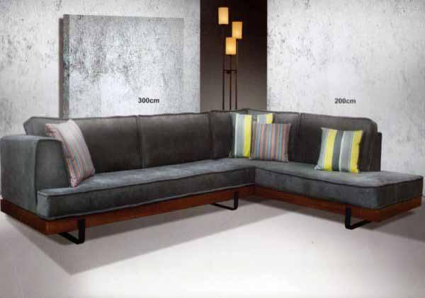 Γωνιακός καναπές 6003