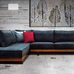 Γωνιακός καναπές 6004