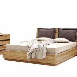 Διπλό κρεβάτι country