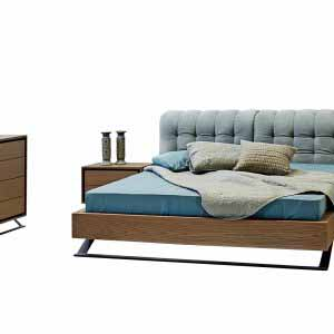 Διπλό κρεβάτι iron