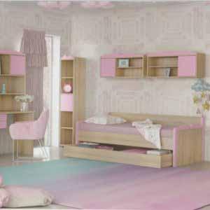 Παιδικά δωμάτια καναπές λάττε Νο 3