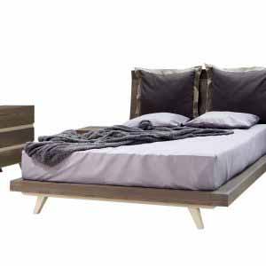 Διπλό κρεβάτι luna