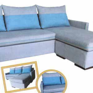 Γωνιακός καναπές Lia