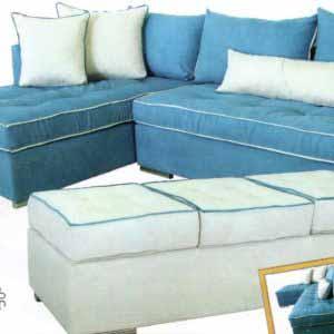 Γωνιακός καναπές Valeria